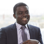 Felix Amoako, investment manager, Multi Asset Growth Fund