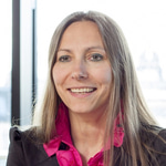 Julia Angeles, member of the Positive Change Fund Portfolio Construction Group
