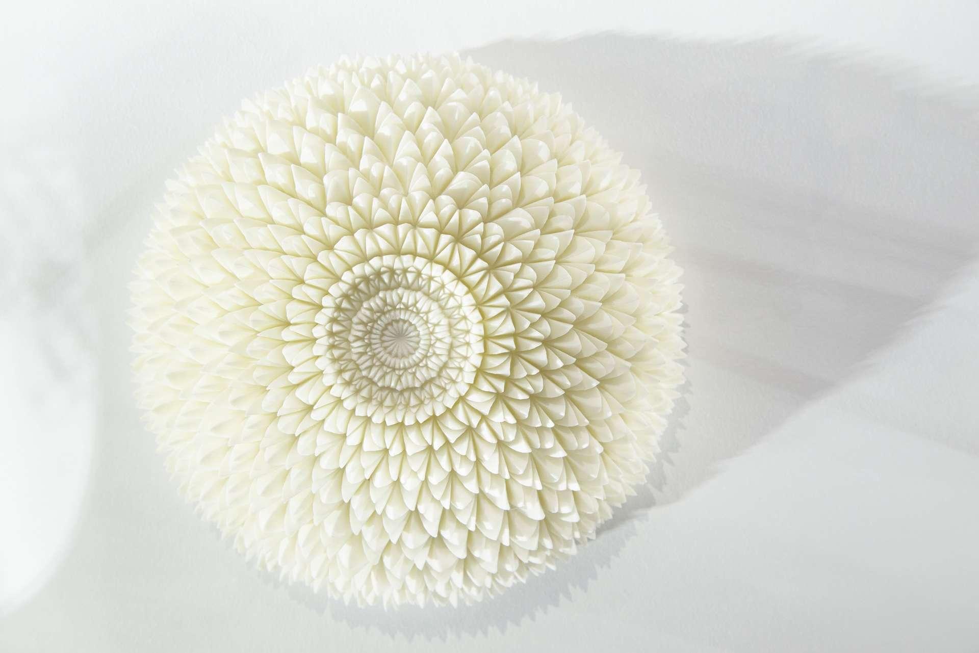 3D printed circular pattern