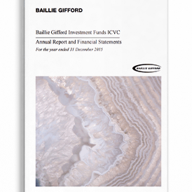 Baillie Gifford Investment Funds ICVC Annual Report