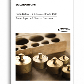 Baillie Gifford UK & Balanced Funds ICVC Annual Report
